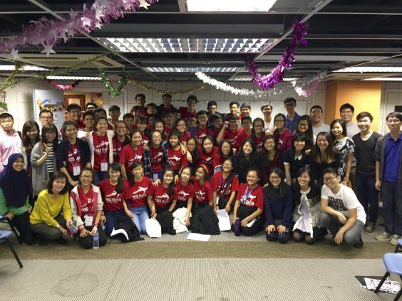Exchange with Pasir Ris Secondary School, Singapore (3 Dec 2015)