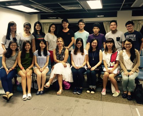 Musical Workshop by Jeannie Gagne (19 August 2015)